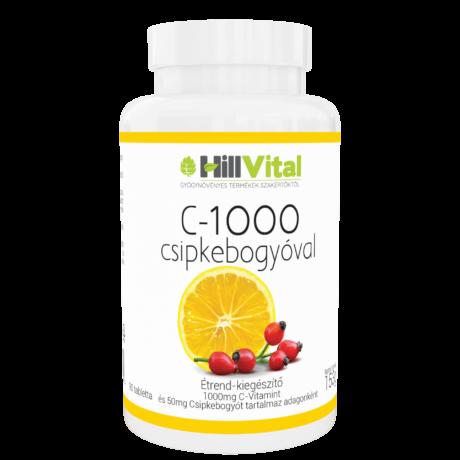 HillVital C-1000 csipkebogyóval